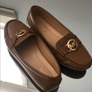 Michael Kors Women's Brown Loafers/Moccasins